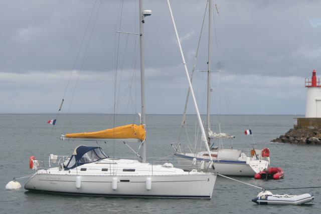 Oceanis Clipper 311 de Christian DEMAY
