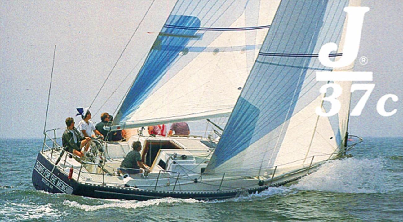 voilier J/37c Jeanneau