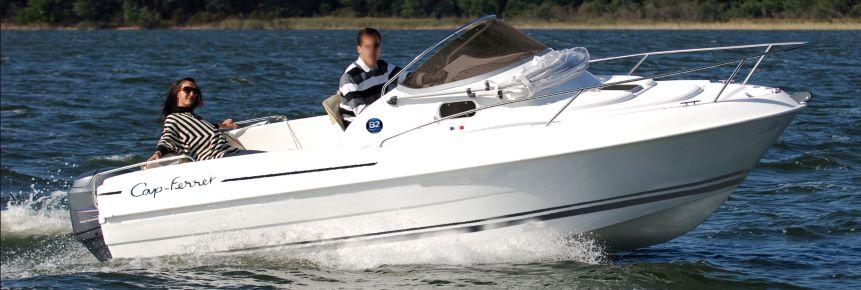 Cap-Ferret 572 Cruiser de