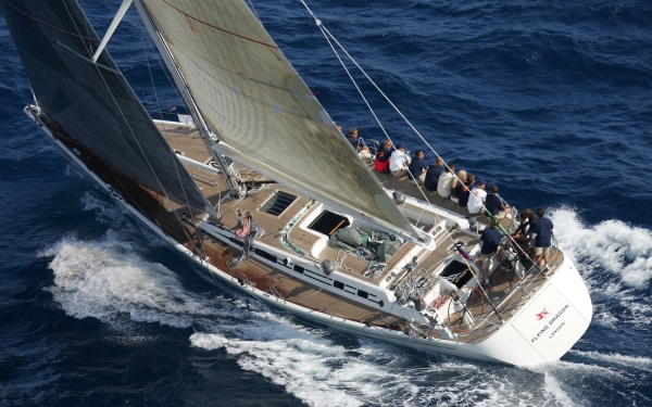 voilier Swan 70 Yachting-France