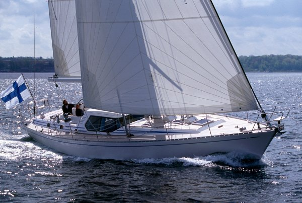 voilier Swan 57 Frers Ka Shing