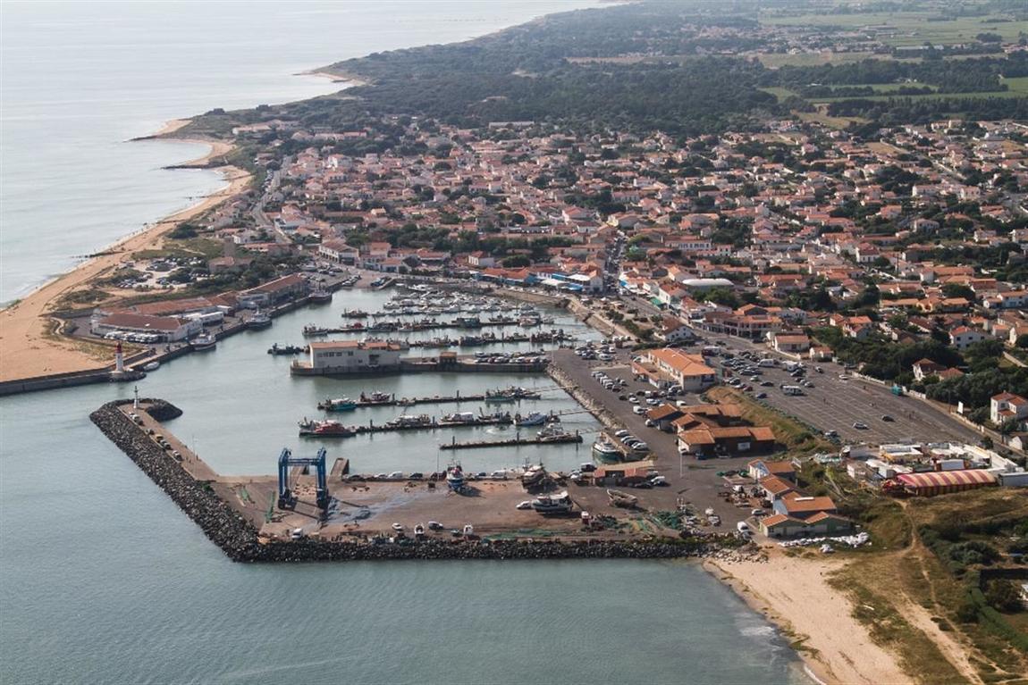 La Cotinière - Port de plaisance
