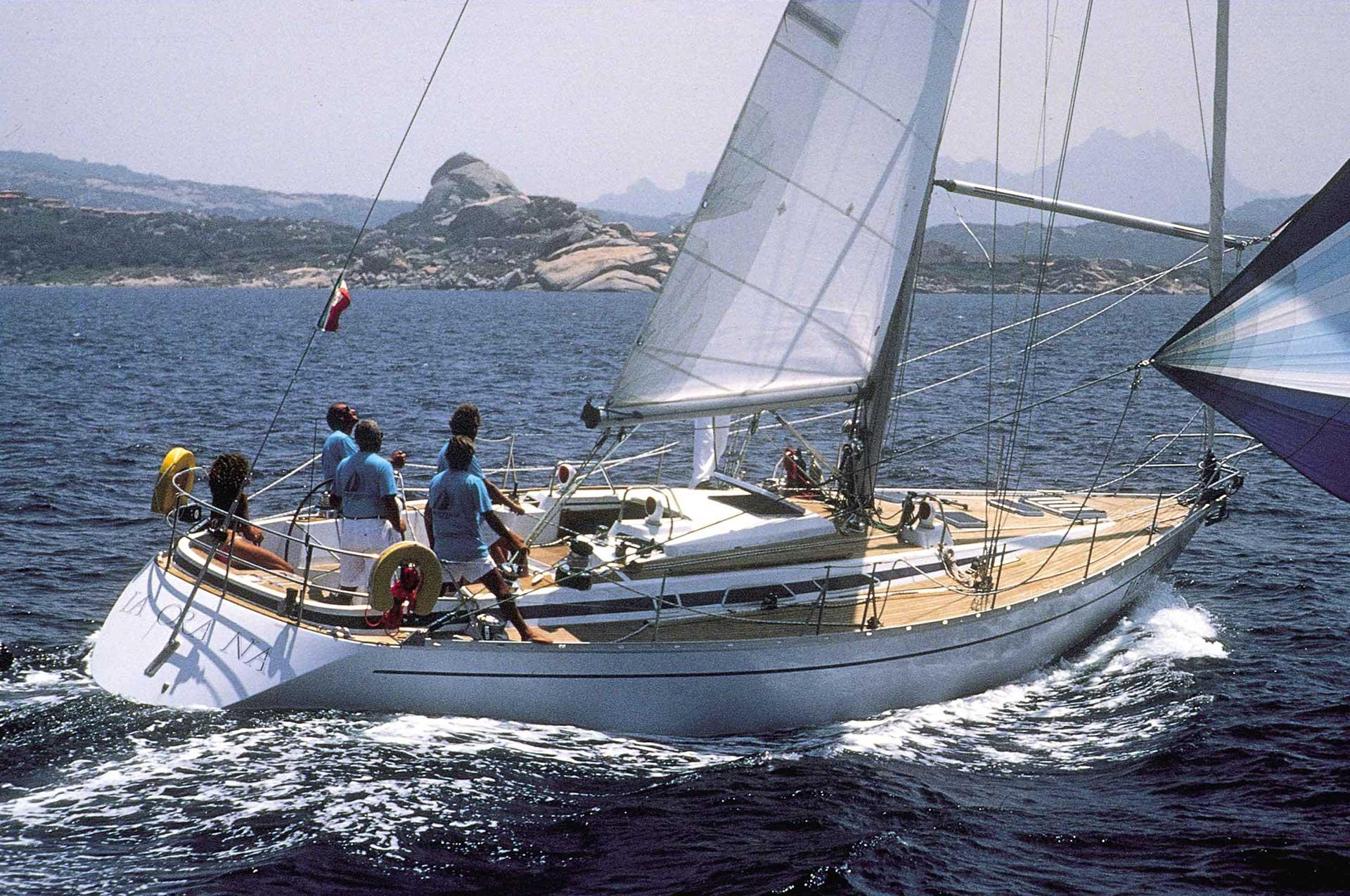 Grand Soleil 46 (1984) de
