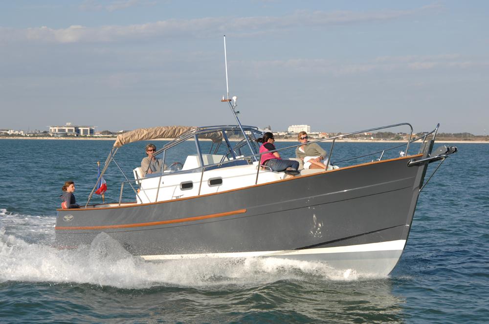 bateau WELLCRAFT Rhéa 850 Open