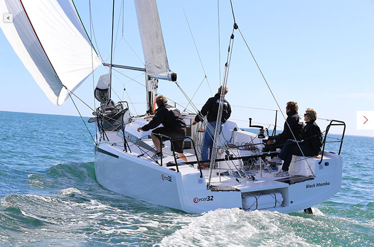 voilier Ofcet 32 Dufour Yachts