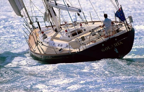 voilier Grand Soleil Maxi One Hanse Yachts