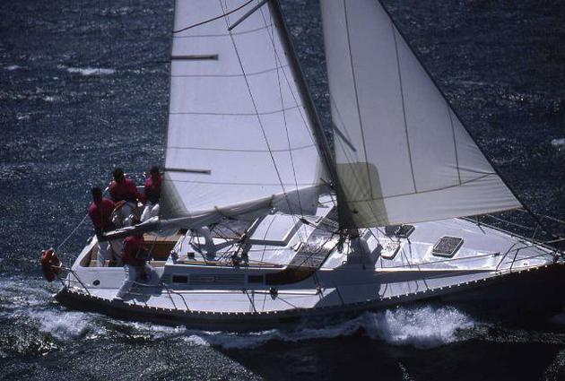 Oceanis 390 de Andre Guilbaud