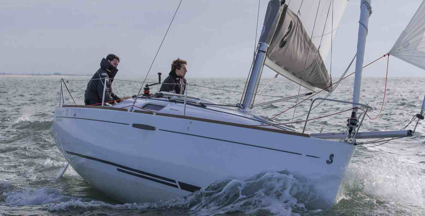 voilier First 25 Hanse Yachts