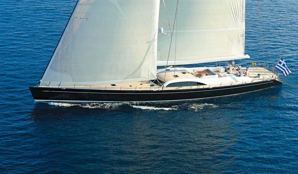 bateau moteur Nautor's Swan Swan 131