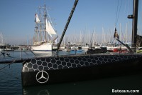 Voilier d'Alex Thomson, Hugo Boss - Vendée Globe