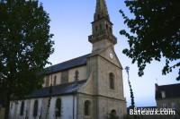 L'église Saint-Tudy à Loctudy
