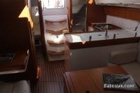 Intérieur du voilier XP38 X-Yachts