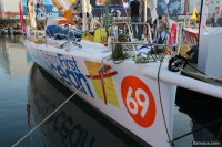 Imoca TechnoFirst - faceOcean