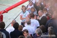 Baptême de l'IMOCA Imagine d'Armel Tripon - 6