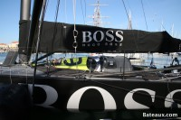 IMOCA Hugo Boss d'Alex Thomson