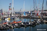 L'ambiance sur le ponton du Vendée Globe 2016 - 4