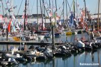 L'ambiance sur le ponton du Vendée Globe 2016 - 3