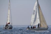 L'interminable attente sur le Tour de Belle Ile 2013