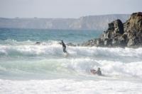 Session Surf en bretagne à La Palue (29)