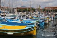 Pointus sur le port de Nice - 2