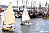 Navigation en Pabouk à Brest2016
