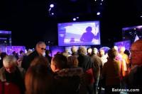 L'espace départemental Vendée au village du Vendée Globe 2016