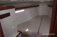 Cabine du voilier XP38 de X-Yachts