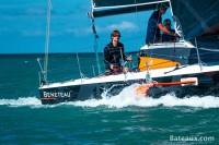 Première navigation du Figaro 3 au large de Saint-gilles Croix de Vie (Vendée) - 7