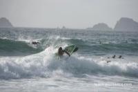 Wave Ski en bretagne - La Palue (29)