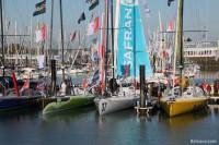 L'ambiance sur les pontons du Vendée Globe 2016 - 4