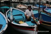 Féfé son pointu dans le port de Nice