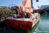 PRB, voilier de Vincent Riou pour le Vendée Globe 2016