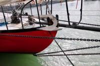 Joshua, le bateau mythique de Bernard Moitessier