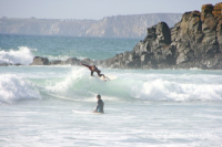 Surf en bretagne - La Palue (29) - 22
