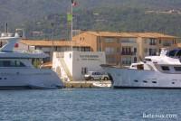 Capitainerie d'accueil de Port Grimaud