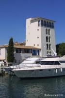 Capitainerie de la Marina de Port Grimaud