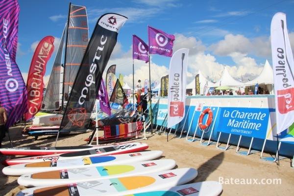Photo Sport de glisse au Grand Pavois
