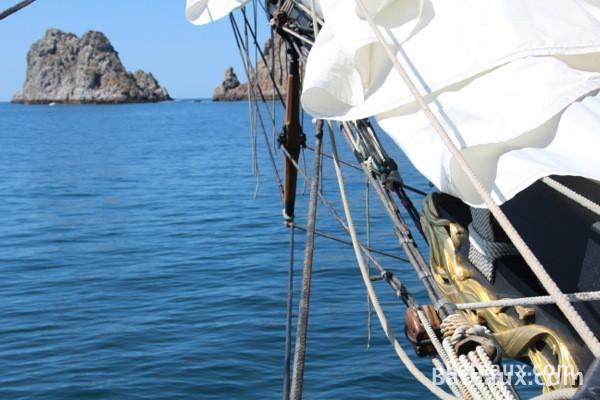Photo La Recouvrance près des Tas de Pois en presqu'ile de Crozon