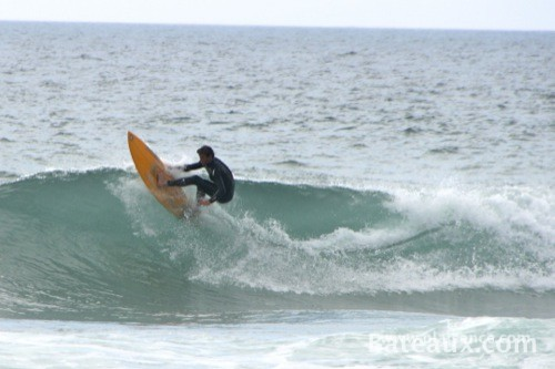 Photo Surf en bretagne - La Palue (29) - 7