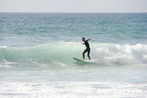 Photo Surfer en bretagne - La Palue (29)