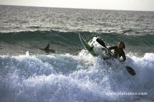 Photo Waveski en bretagne - La Palue (29)