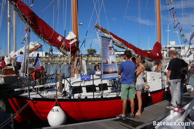Photo Joshua, le bateau mythique de Bernard Moitessier