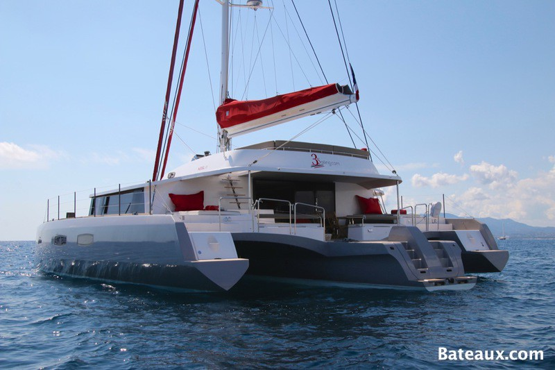 Photo Neel Trimarans 65