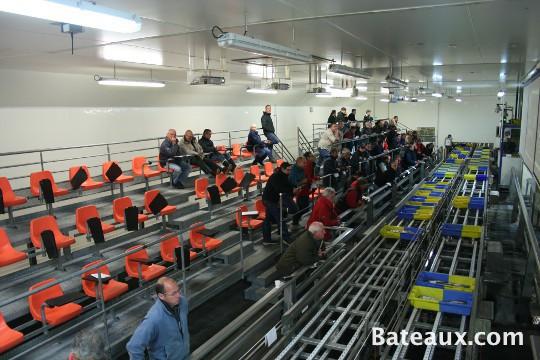 Photo Salle des ventes de la criée de Lorient (56)