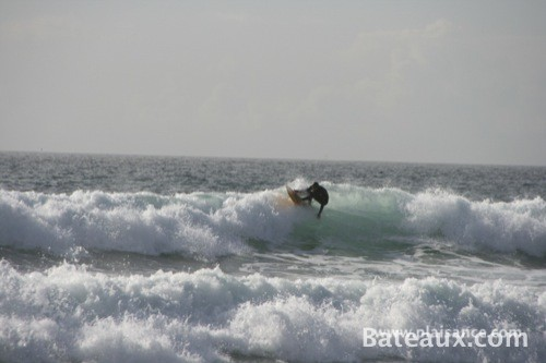 Photo Surf en bretagne - La Palue (29) - 34