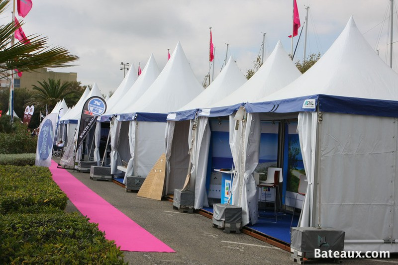 Photo Stands sur le Salon Les Occasion du Multicoque