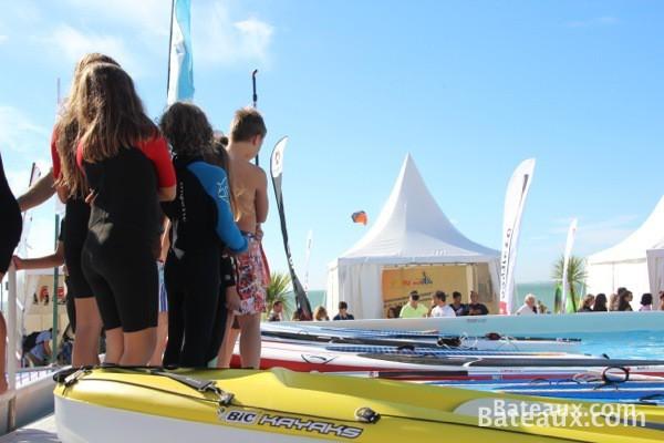 Photo Sport de glisse au Grand Pavois - 3