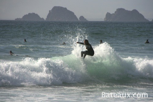 Photo Surf en bretagne - La Palue (29) - 24