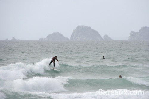 Photo Surf en bretagne - La Palue (29) - 3