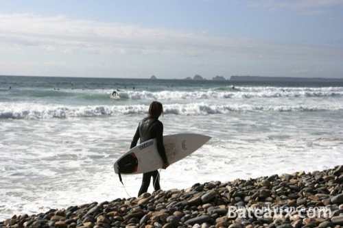 Photo Surf en bretagne - La Palue (29) - 21